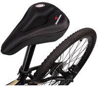 ingrosso rilievi del sedile del gel della bici-MTB Ciclismo Bicicletta Sella In Silicone Pad Sella Morbida Bicicletta Seggiolino Strada Ispessita Gel di Silice Cuscino Coprisedile Per Bici