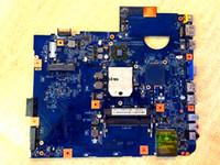 acer aspire anakart toptan satış-MBP4201003 48.4CH01.021 Acer Aspire 5536 5536G laptop anakart DDR2 için Ücretsiz Nakliye 100% test tamam