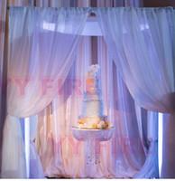 ingrosso torte di compleanno di lusso-Sospensione Luxury Birthday Party Weddin Decorazione torta Stand (Diametro 45CM / 18