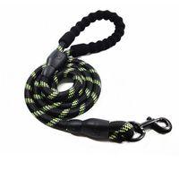 Wholesale personalized dog leashes for sale - Group buy Nylon Reflective Dog Leash Pet Training Leashes Safety M M Long Mountain Climbing Rope Dog Lead For Medium Large Dogs