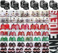 ingrosso maglia classica invernale di blackhawks-2019 Winter Classic Chicago Blackhawks Hockey 19 Jonathan Toews 88 Patrick Kane DeBrincat Keith Clark Griswold Maglia Hossa Corey Crawford
