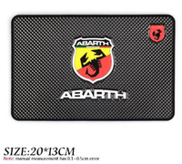 Wholesale Car Case For Fiat Punto Abarth Stilo Ducato Palio Badge Emblem Interior Accessories Car Styling
