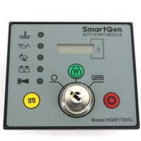 Wholesale engine controller - Smartgen Generator Controller DC Supply:8 to 35 V Continuous HGM170HC Automatic Engine Control Module