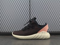 Wholesale Dresses Size 13 - 2018Tint 350 V2 Boost Shoes Moonrock Blackberry Boosts Mens Shoes Size 13 Casual 2018 Running Comfort Casual Dress Shoes