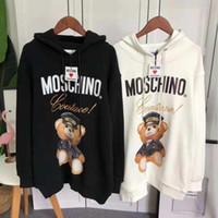 горячая одежда женщин бренда хлопка оптовых-Новые горячие моды продажа брендовой одежды хлопок рубашки футболки толстовки мужчин Женщины футболки толстовки 9 стилей S-XL