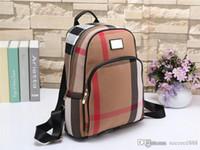 Wholesale Name Brand Backpack - 2018styles Handbag Famous Designer Brand Name Fashion Leather Handbags Women Tote Shoulder Bags Lady Leather Handbags M Bags purse 0819