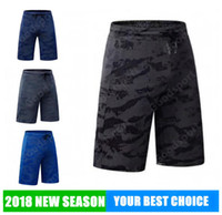 Wholesale Grey Camo Pants - NEW CAMO UA GYM 3 4 pants skateboard Running Style Man SHORTS trousers Trendy Hip Hop fitness keep fit Parkour 2019 Run 1015 Summer