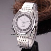 Wholesale hour vision - High quality Hour Vision Japan Co.Axial 8500 Automatic Men's Watch 431.30.41.21.02.001 white Dial Sapphire Glass Mirror Gents watches