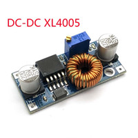 Wholesale Power Supply Adjustable 5a - 5A Max DC-DC XL4005 Step Down Adjustable Power Supply Module LED Lithium Charger board