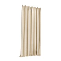 Wholesale Print Blackout Curtains - Stars Printed Blackout Window Curtain Room Darkening Drapes for Living Room Bedroom 100x250cm (Beige)