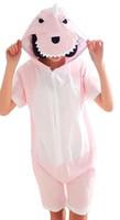 desenho de tv adulto venda por atacado-Unisex Adulto Verão Animal Dos Desenhos Animados One Piece Pijama Cosplay Adulto Pijamas
