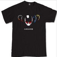 Wholesale laptop alienware for sale - ALIENWARE logo tee computer laptop nerd pc gaming gamer S M L XL XL XL T Shirt