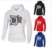 Wholesale Dota Hoodie - Brand Designer-Spring Autumn Winter Eminem D12 Hedging Trend Hip Hop Sweatshirt Hoodie DotA DOTA2 Fleece Sweater DK Pullover Sweater