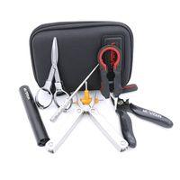 Wholesale vape rebuilt tools kit for sale - Group buy Vaporam Mini DIY All in one Kit Multi functional Tools For RDA RBA RTA RDTA Rebuild Vape Mod Coil Terminator Tool Original