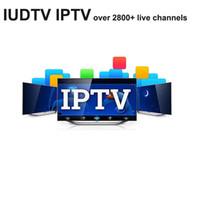 kostenlose arabische fernsehkanäle iptv großhandel-IPTV IUDTV Konto 3Monate kostenlos Streaming IPTV Arabisch Iptv 2700 Live Schweden Spanien Italien Frankreich Deutschland Polnisch IP-TV xxx Kanäle android