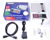 Wholesale HDMI can store Game Console Video Handheld for NES games consoles with retail box FASt delivery