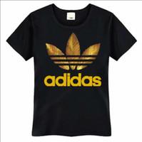 t-shirts pour bébé achat en gros de-2019 nouvelle marque designer de la marque 2-9 ans T-shirts bébé garçon filles 2018 T-shirt d'été Tops coton enfants Tees enfants Vêtements 3 couleurs.