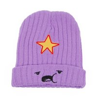 Wholesale Princess Protection - 2018 Hot Winter Hats For Women Men Modno Star Fashion Lovely Cute Hat model Lumpy Space Princess hat Female Skullies Beanies