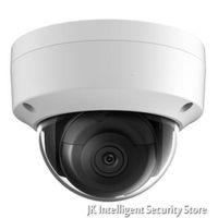 hd ds оптовых-Прекрасно ДС-2CD2185FWD-я новая международная версия ИС корпус, 8-мегапиксельная ИК купольная PoE камеры безопасности HD mini Белый CCTV камеры безопасности