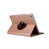 ipad fall gold großhandel-Nagelneuer PC + PU materieller schützender Fall für iPad 2 3 4 Pro iPad Luft freies Verschiffen
