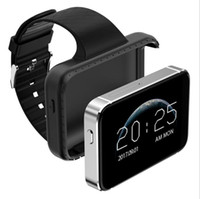 pulgadas de video mp4 al por mayor-696 I5S Smart Watch 2.2 pulgadas MTK2502C podómetro Video Grabar música 2G tarjeta SIM TF Ampliar GSM MP3 MP4 cámara grabadora de conducción