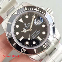 Wholesale cm green - 2011 Famous Top AAA+ Quality Luxury Brand Master Watches 40mm Rolex Mens Watch Automatic Movement Gold Men Sapphire Glass With Green Box 1#