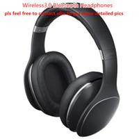 качественные наушники оптовых-Новейшие наушники с беспроводным интерфейсом Bluetooth 3.0 Высококачественные наушники с головной стяжкой и отличными басовыми наушниками