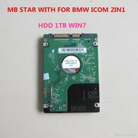 Wholesale icom a2 software - newest 2IN1 mb star c4 c5 for bmw icom a2 next in one hdd 1tb windows 7 works for 95% laptops