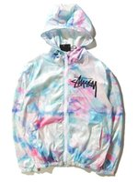 Wholesale Women S Sweaters Hoods - KANYE Windbreaker Jackets Men Women sweatshirt Outerwear uniform coat hip hop Men's hoods kanye long-sleeved sweater sup hooded