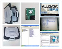 Wholesale Volvo Trucks Update - alldata mitchell ondemand 2 in 1 installed in laptop cf-30 (4g) all data 10.53 car & truck repair installed