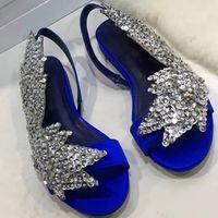 imágenes de sandalia al por mayor-Sandalias de mujer real Silver Chaussures Femme zapatos de boda nupcial tacones de metal zapatos de imagen real sandalia nupcial de la boda