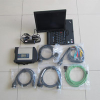 Wholesale mb star c4 mercedes benz sd resale online - for mb star automotive diagnostic sd c4 with hdd with laptop x200t touch screen for mercedes diagnosis too