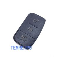 Wholesale ford kuga - Replacement Key Rubber Pad For Ford S-Max Galaxy Kuga C-Max 3 Button Remote Flip key shell case