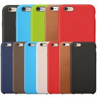Wholesale Original Official Style Retro PU Leather Case Shock Hard Cover Case For Apple iPhone Pro Max XS XR X S Plus S