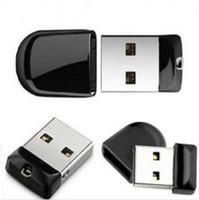 usb flash 64 achat en gros de-Clé USB Pendrive mini-clé USB2.0 à capacité réelle de 64 Go ~ 64 Go