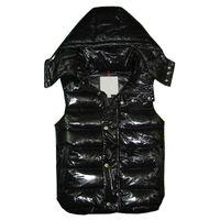 пуховая куртка оптовых-Новый дизайнер бренд мужчины и женщины зима вниз жилет классический перо weskit куртки Женские повседневные жилеты пальто наружная одежда плюс размер: XS-XXXXL