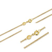 Wholesale Cross Snake - Gold cross necklace O word chain wholesale wool Korean version of the direct selling accessories simple