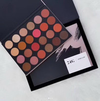 Wholesale 2018 new Arrivals makeup GRAND GLAM matte color powder eyeshadow Palette eyeshadow Palettes ePacket