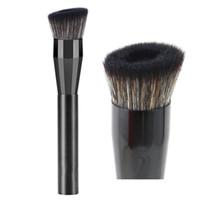 gesichtscremes machen großhandel-Perfection Face Makeup Brush Flüssige Grundierung Grundierung Basiscreme Make-Up Pinsel Buffing Blending Cosmetics Beauty Tool