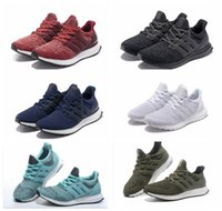 Wholesale womens chinese - Ultra Boost 3.0 4.0 Running Shoes Chinese New Year Black Navy Multi Color White Men Womens Real Boost Sneakers Size us5-11