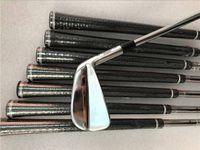 forja de hierro al por mayor-Nuevo MP-18 Set de hierro MP18 Golf Hierros forjados Palos de golf 3-9P Eje de acero con tapa de cabeza