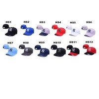 Wholesale Ny Wholesalers - Wholesale 2018 Baseball Cap NY Letter Hats for Men and Women Spring & Summer Casual Outdoor Sports Caps Accept Mix Order