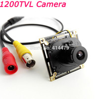 Wholesale Ir Board Lens - 3MP 6MM Lens 1200TVL CMOS 960H Security Camera Board Module with IR CUT Filter