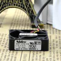 Wholesale router bridges resale online - For Nidec CM V Fan Player Router North Bridge Fan d03p ts3 b