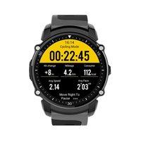stoppuhren für kinder großhandel-Neueste freigegeben FS08 Bluetooth Smart Uhr Wasserdicht IP68 Schwimmen GPS Sport Fitnes Tracker Stoppuhr Pulsmesser Armbanduhr 10 stücke