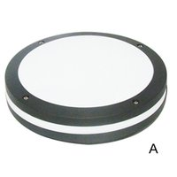 Wholesale ceiling motion sensors for sale - Group buy IP65 Motion Sensor Bulkhead Ceiling Lamp W W W CM IN AC85 V PF0 LM Aluminum Waterproof Industrial Lighting LED Wall Light