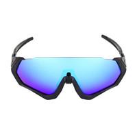 ingrosso vetri imbottiti-Occhiali da equitazione per uomo e donna Occhiali da sole polarizzati per bici da montagna Occhiali da bicicletta dotati di naselli regolabili