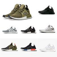 Wholesale man city socks - 2018 NMD Runner 3 III XR1 Camo X City Sock PK Navy NMD_XR1 Primeknit Running Shoes For Men Women Fashion Sports Sneakers Trainers