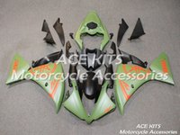 Wholesale ACE Motorcycle Fairings For YAMAHA YZF R1 Compression or Injection Bodywork astonishing ArmyGreen No