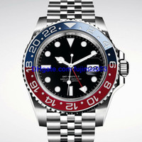 Wholesale man watch automatic movement - 8 colors luxury brand watches 40m date men automatic machinery Party watch AAA sweeping movement watches No battery model 68